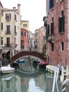 The canals are mesmerizing!