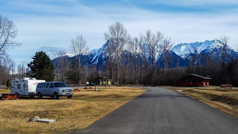 Hazelton campground